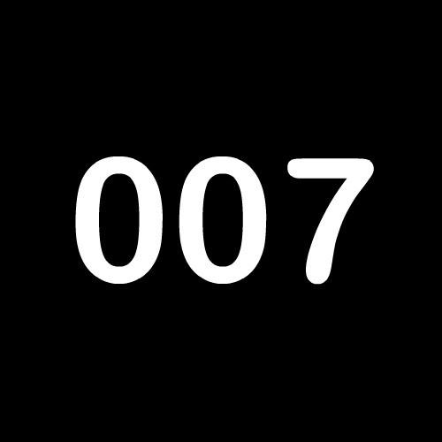 Smešna majica 007