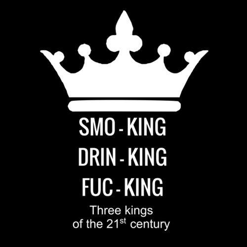 Smešna majica 3 kings