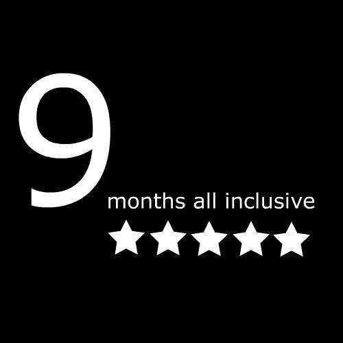 Majica za nosečnice 9 months all inclusive