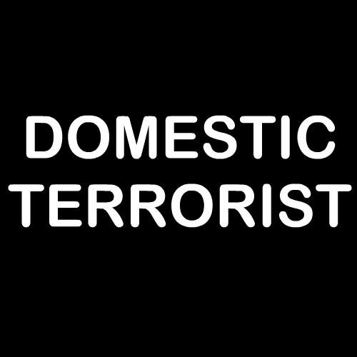 Smešni predpasnik domestic terrorist