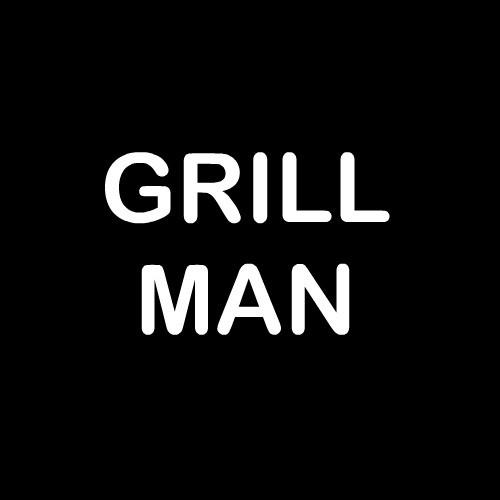 Smešni predpasnik grill man