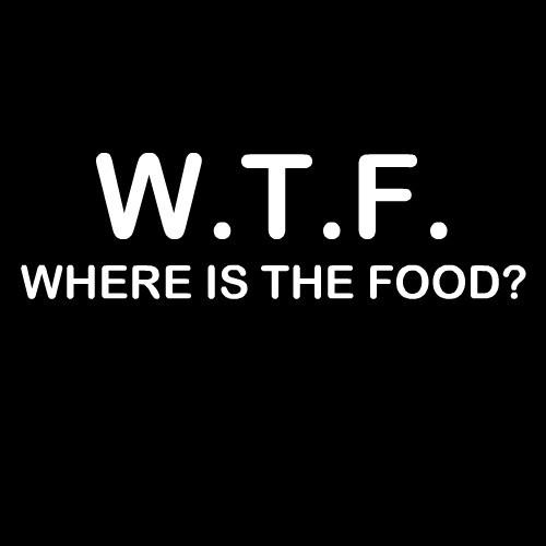 Smešni predpasnik wtf where is the food