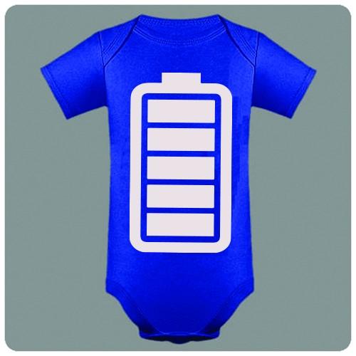 Otroški bodi polna baterija
