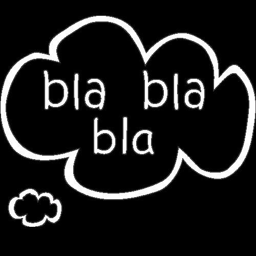 Smešna majica bla bla bla