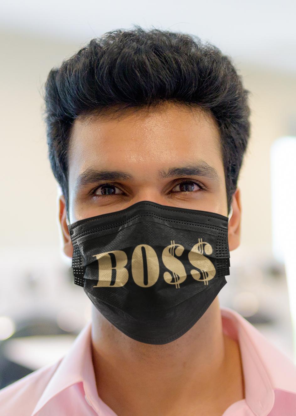 Obrazna maska boss