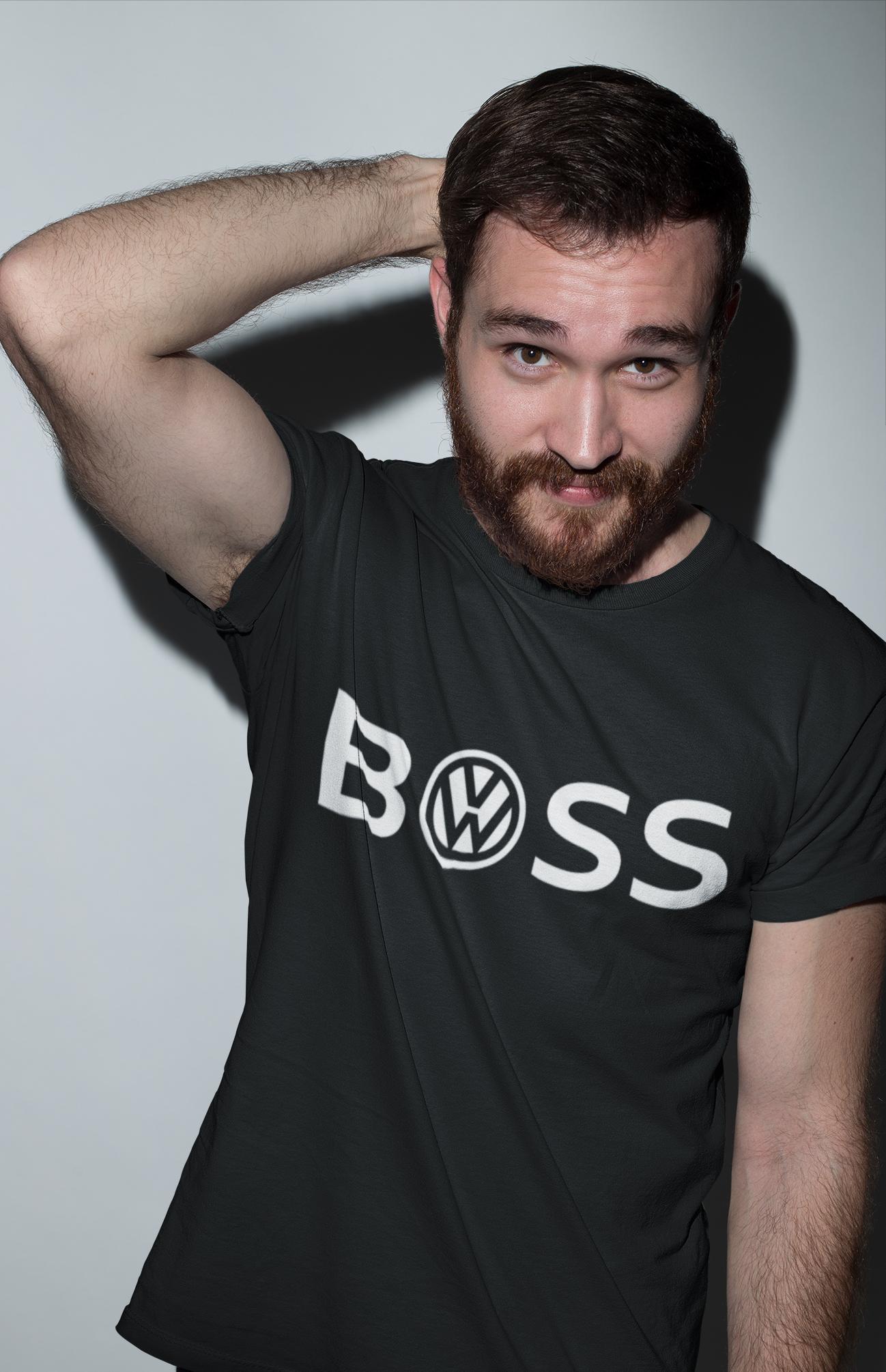Majica BOSS WW