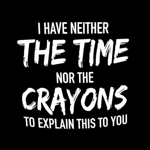 Smešna majica CRAYONS