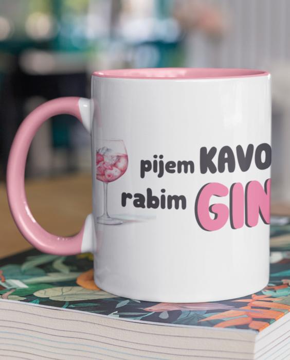 Skodelica rabim gin