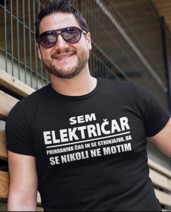 Smešna majica nikoli se ne motim