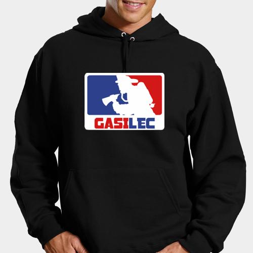 Pulover Gasilec z barvnim logom