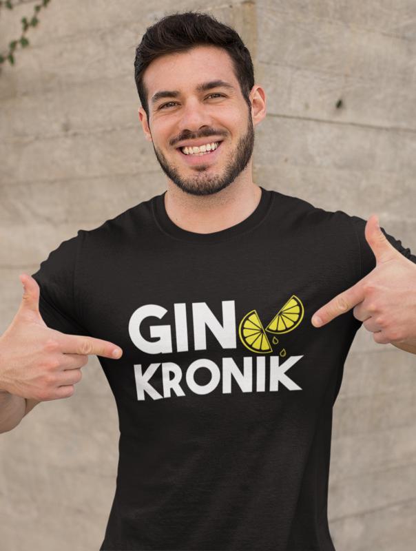 Smešna majica gin kronik