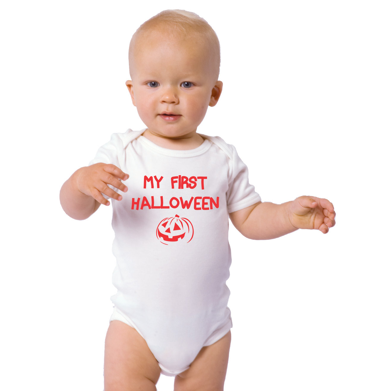 Otroški bodi MY FIRST HALLOWEEN