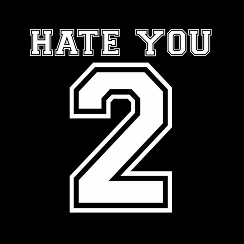 Majica HATE YOU 2
