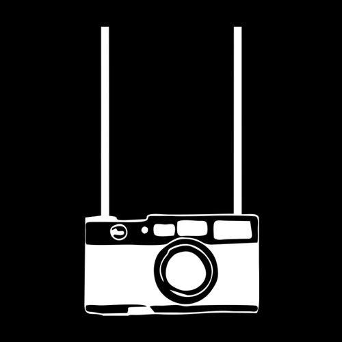 Smešna majica fotoaparat