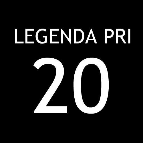 Smešna majica legenda pri 20
