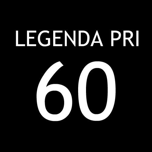 Smešna majica legenda pri 60
