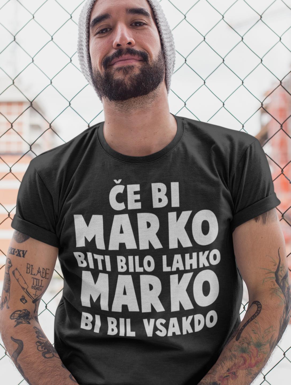 Smešna majica če bi bilo lahko!