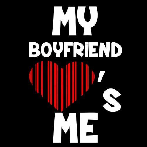 Smešna majica my boyfriend loves me