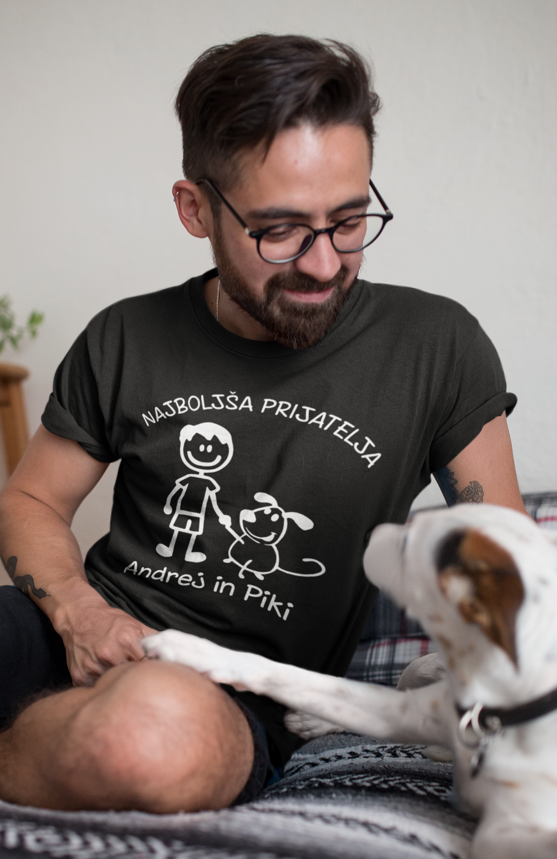 Majica najboljša prijatelja