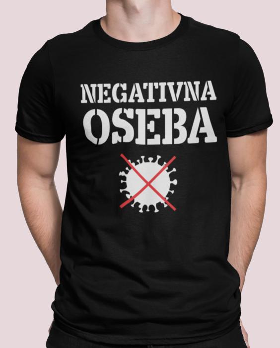 Smešna majica negativna oseba
