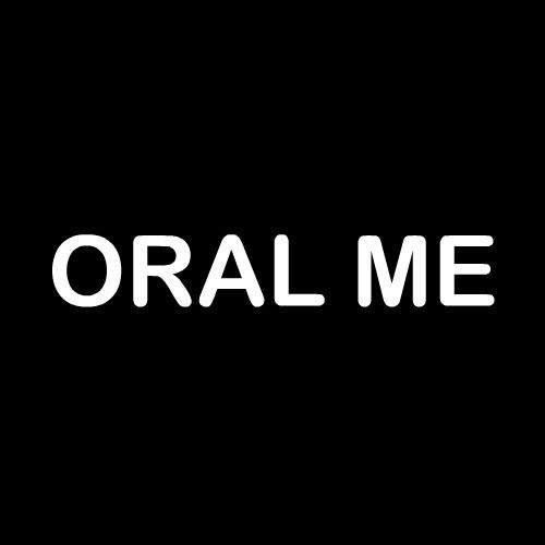 Smešna majica oral me