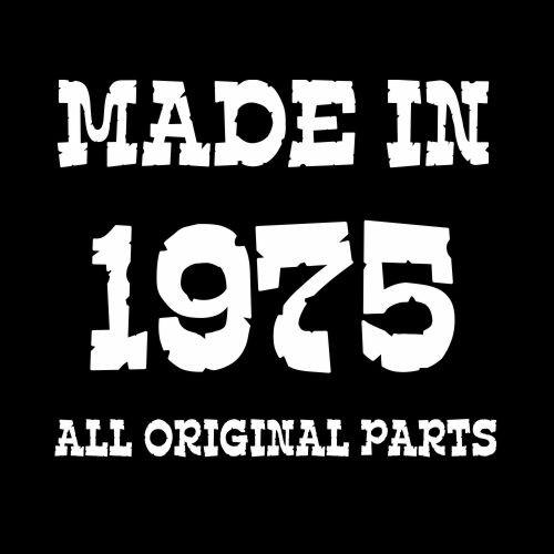 Smešna majica all original parts (leta po želji)