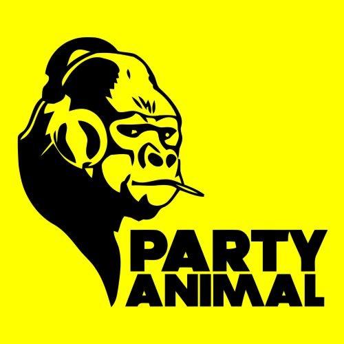 Smešna majica party animal