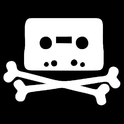 Smešna majica pirate forever