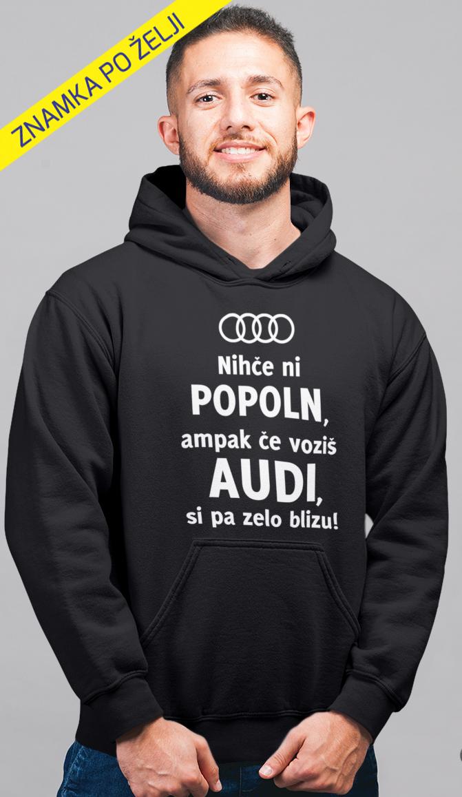 Pulover popoln (znamka avta po želji)