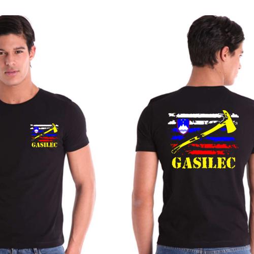 Moška majica slovenski gasilec