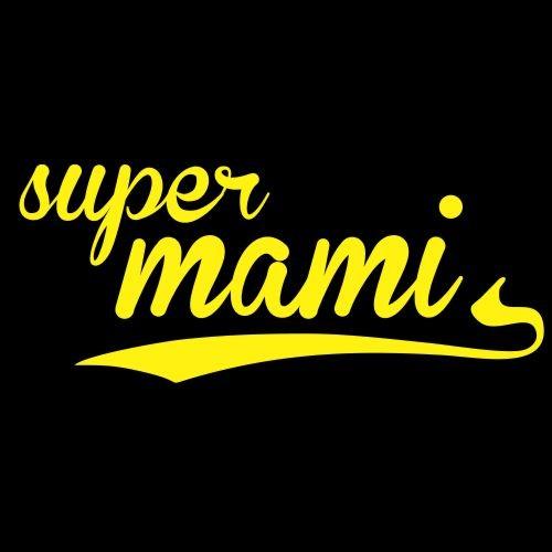 Majica za materinski dan super mami