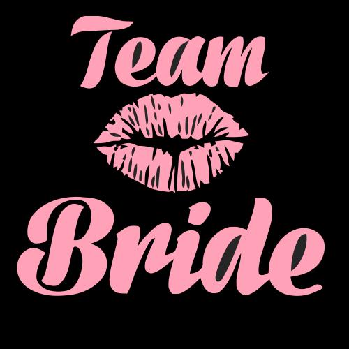 Smešna majica team bride