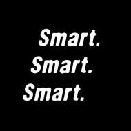 Smešna majica smart.