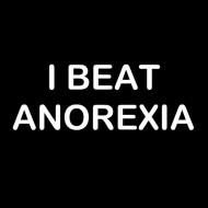 Smešni predpasnik I beat anorexia