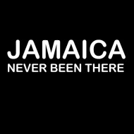 Smešna majica jamaica never been there