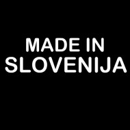 Smešna majica made in slovenija
