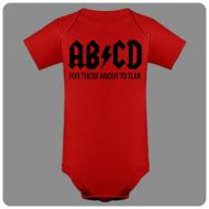 Otroški bodi ADCD