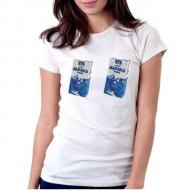 Smešna majica alpsko mleko