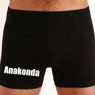Moške boxer hlače anakonda