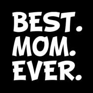 Smešna majica best mom ever
