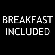 Smešna majica breakfast included