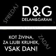 Smešna majica D&G delam&garam