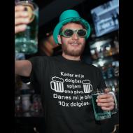 Smešna majica dolgčas pivo