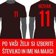 Majica ŠPORTNI DRES PO VAŠI ŽELJI - 100% bombaž