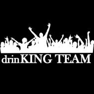 Smešna majica drinking team