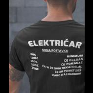 Smešna majica urna postavka (POKLIC PO ŽELJI)
