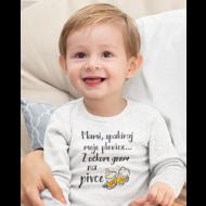 Otroški bodi mami spakiraj plenice