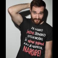 Smešna majica za vsako jezno žensko