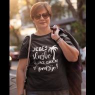 Smešna majica jebeš službo