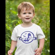 Smešna otroška majica IME PO ŽELJI Jurassic Park